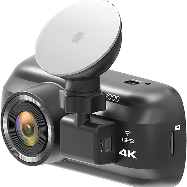 "Camera auto DVR KENWOOD DRVA601W, 3"", 4K, Wi-Fi, G-Senzor"