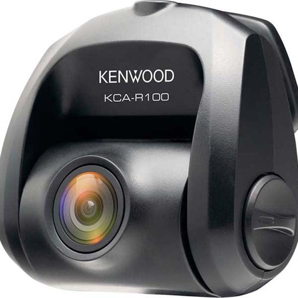 Camera spate auto DVR KENWOOD KCAR100, Full HD, HDR
