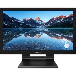"Monitor LED TN PHILIPS 222B9T, 21.5"" Touch, 60 Hz, negru"
