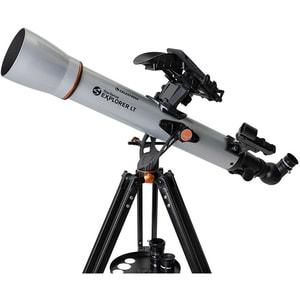 Telescop CELESTRON Starsense Explorer 70LT, refractor, negru-argintiu