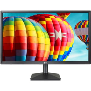 "Monitor LED IPS LG 22MK430H-B, 21.5"", Full HD, 75Hz, AMD FreeSync, negru"