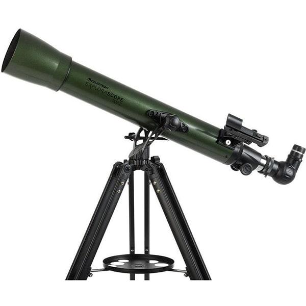 Telescop CELESTRON Explorascope 70AZ, refractor