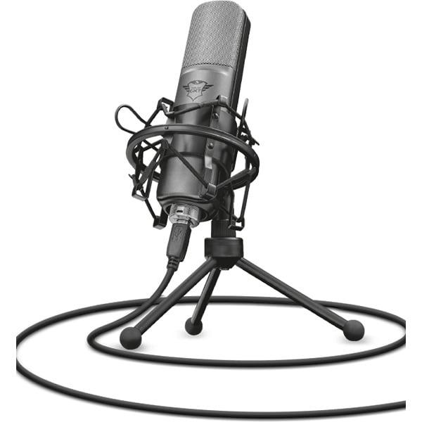 Microfon gaming TRUST GXT 242 Lance, USB, negru