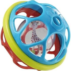 Jucarie interactiva VULLI Soft ball, 3 luni - 2 ani, multicolor