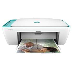 Multifunctional inkjet color HP DeskJet 2632 All-in-One, A4, USB, Wi-Fi