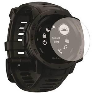Folie protectie pentru Garmin Instinct, SMART PROTECTION, 2 folii incluse, polimer, display, transparent