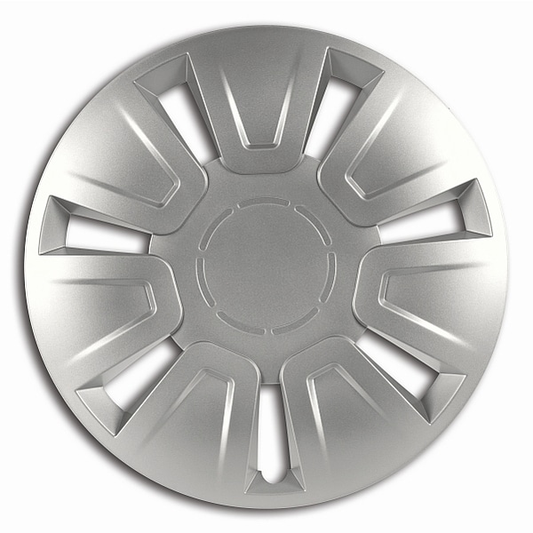 "Set capace roata CARMAX Focus Silver, 13"""