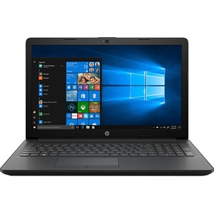 "Laptop HP 15-db1009nq, AMD Ryzen 3 3200U pana la 3.5GHz, 15.6"" Full HD, 8GB, SSD 512GB, AMD Radeon Vega 3, Windows 10 Home, negru"