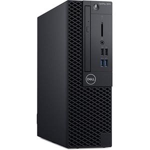 Sistem Desktop PC DELL OptiPlex 3070 SFF, Intel Core i3-9100 pana la 4.2GHz, 8GB, SSD 256GB, Intel UHD Graphics 630, Ubuntu