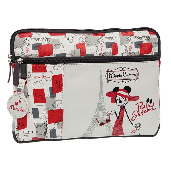 Borseta tableta DISNEY Minnie Couture 30168.51, multicolor