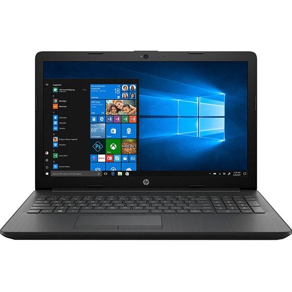 """Laptop HP 15-db1009nq, AMD Ryzen 3 3200U pana la 3.5GHz, 15.6"""" Full HD, 8GB, SSD 512GB, AMD Radeon Vega 3, Windows 10 Home, negru"""
