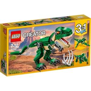LEGO Creator: Dinozauri puternici 31058, 7 - 12 ani, 174 piese
