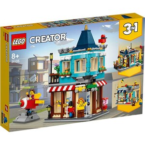 LEGO Creator: Magazin de jucarii 31105, 8 ani+, 554 piese