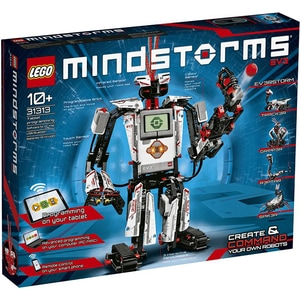 LEGO Mindstorms EV3, 10 ani+, 601 piese
