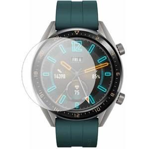 Folie protectie pentru Huawei Watch GT 2019 Active, Huawei Watch GT Sport, Huawei Watch GT Classic 46mm, SMART PROTECTION, 4 folii incluse, polimer, display, transparent