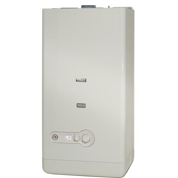 Centrala termica pe gaz in condensare RIELLO 35MRE038, 26.23 kW, alb