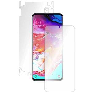 Folie protectie pentru Samsung Galaxy A70, SMART PROTECTION, polimer, fullbody, transparent