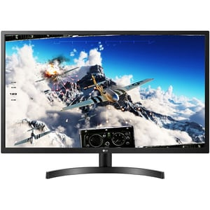 "Monitor LED IPS LG 32ML600M, 31.5"", Full HD, 75Hz, negru"