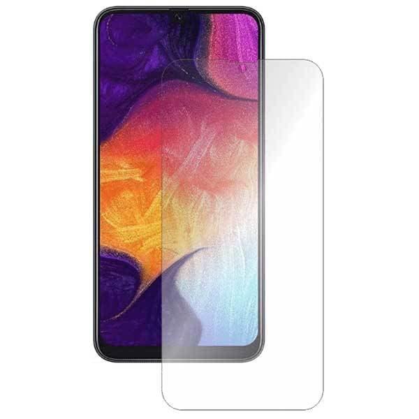 Folie protectie pentru Samsung Galaxy A10, SMART PROTECTION, polimer, display, transparent