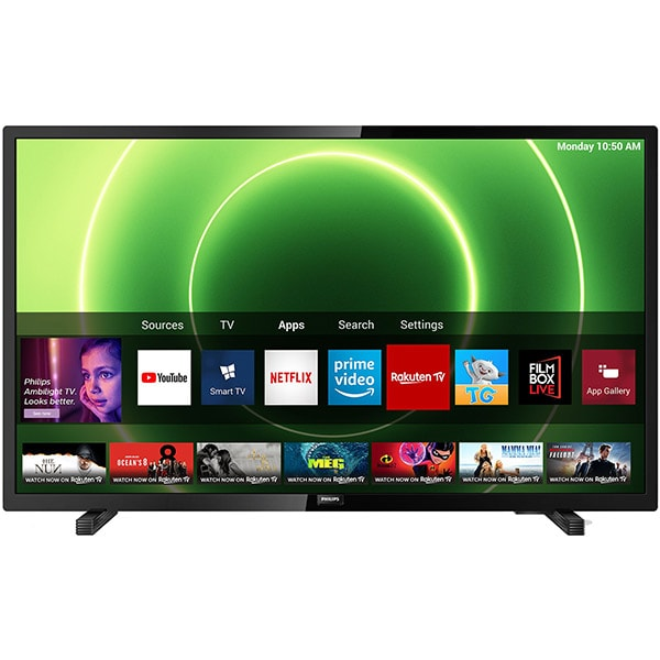 Televizor LED Smart PHILIPS 32PHS6605/12, HD, HDR10, 80cm