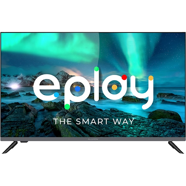 Televizor LED Smart ALLVIEW 32EPLAY6100-H/2, High Definition, 81cm