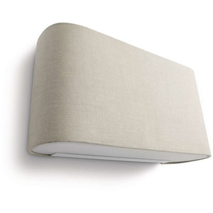 Aplica PHILIPS myLiving Velour 33200/87/16, 23W, gri