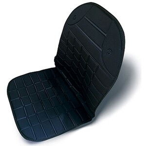 Husa scaun CARMAX 34081, poliester, negru