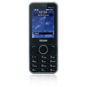 Telefon mobil Dual Sim E-BODA Freeman Speak T200, Black