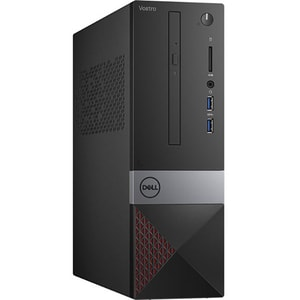 Sistem Desktop PC DELL Vostro 3470 SFF, Intel Core i5-9400 pana la 4.1GHz, 4GB, 1TB, Intel UHD Graphics 630, Ubuntu