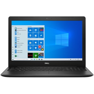 "Laptop DELL Inspiron 3593, Intel Core i7-1065G7 pana la 3.9GHz, 15"" Full HD, 8GB, SSD 512GB, NVIDIA GeForce MX230 2GB, Windows 10 Home, negru"