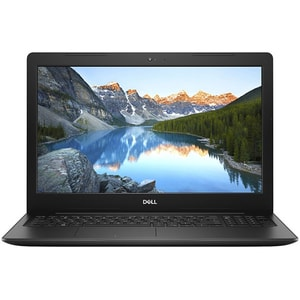 "Laptop DELL Inspiron 3593, Intel Core i7-1065G7 pana la 3.9GHz, 15"" Full HD, 8GB, SSD 512GB, NVIDIA GeForce MX230 2GB, Ubuntu, negru"