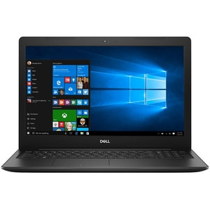 "Laptop DELL Inspiron 3593, Intel Core i5-1035G1 pana la 3.6GHz, 15"" Full HD, 8GB, SSD 512GB, Intel UHD Graphics, Windows 10 Home, negru"
