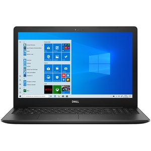 "Laptop DELL Inspiron 3593, Intel Core i3-1005G1 pana la 3.4GHz, 15"" Full HD, 8GB, SSD 512GB, Intel UHD Graphics, Windows 10 Home, negru"