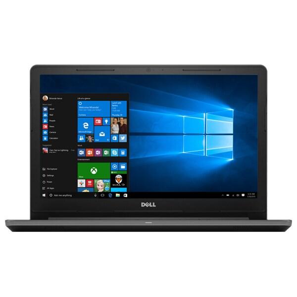 "Laptop DELL Vostro 3568, Intel® Core™ i3-7020U 2.3GHz, 15.6"" HD, 4GB, 1TB, Intel® HD Graphics 620, Windows 10 Pro"