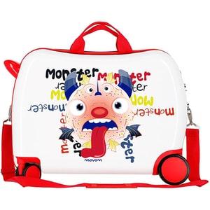 Troler copii MOVOM Monster 37298.65, 50 cm, multicolor