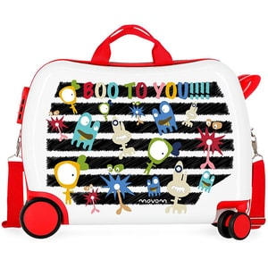 Troler copii MOVOM Boo to You 37298.66, 38cm, multicolor