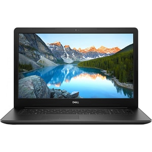 """Laptop DELL Inspiron 3793, Intel Core i7-1065G7 pana la 3.9GHz, 17.3"""" Full HD, 16GB, SSD 512GB, NVIDIA GeForce MX230 2GB, Ubuntu, negru"""