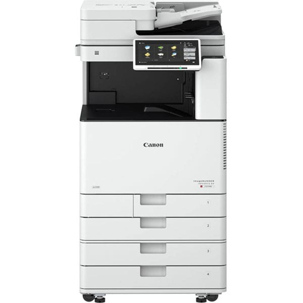 Multifunctional laser color CANON imageRUNNER iR-ADV DX 3725i, A3, USB, Retea, Wi-Fi