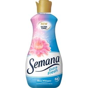 Balsam de rufe SEMANA Extra Fresh Blue Whisper, 1.7l, 68 spalari