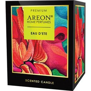 Lumanare parfumata AREON Home Premium Eau D'ete, 313 g