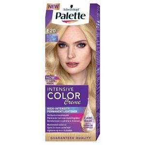 Vopsea de par PALETTE Intensive Color Creme, E20 Blond Foarte Deschis, 110ml