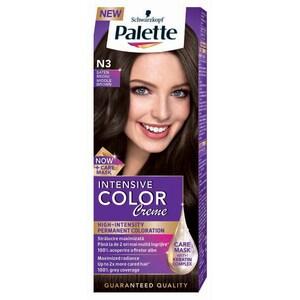 Vopsea de par PALETTE Intensive Color Creme, N3 Saten Mediu, 110ml
