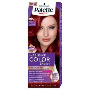 Vopsea de par PALETTE Intensive Color Creme, RI5 Rosu Aprins, 110ml
