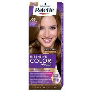 Vopsea de par PALETTE Intensive Color Creme, LG5 Ciocolatiu Stralucitor, 110ml