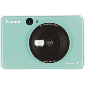 Aparat foto instant CANON Zoemini C, Mint Green