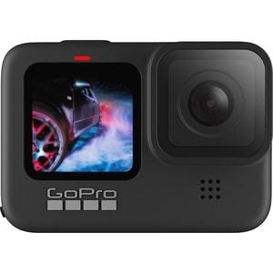 Camera video sport GoPro HERO9 Black, 5K, Wi-Fi, GPS, negru