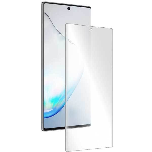 Folie protectie pentru Samsung Galaxy Note 10, SMART PROTECTION, polimer, display, transparent