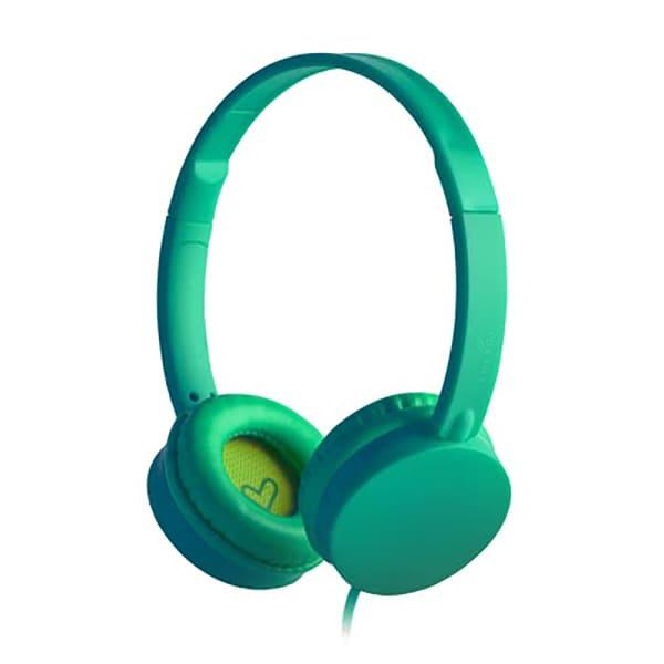 Casti ENERGY SISTEM Colors ENS394906, Cu Fir, On-Ear, verde