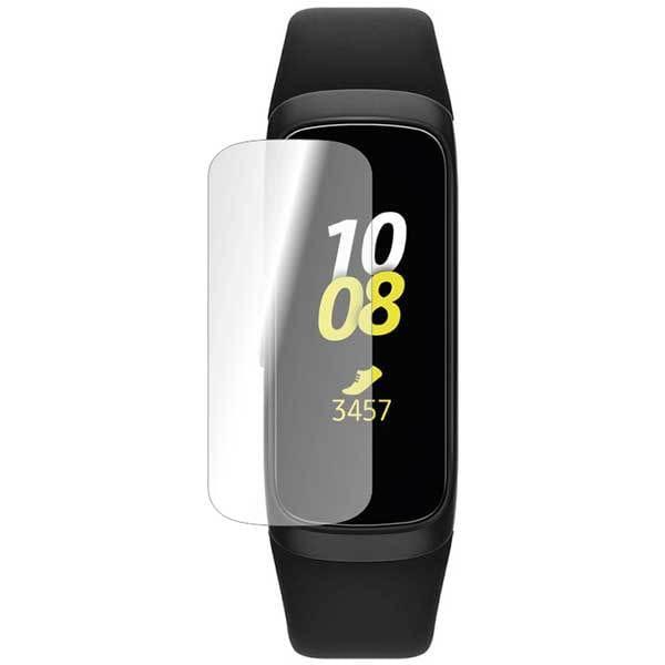 Folie protectie pentru Samsung Galaxy Fit, SMART PROTECTION, 2 folii incluse, polimer, display, transparent
