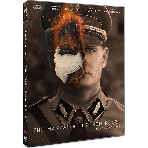 Barbatul cu inima de fier DVD